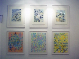 Emma Neuberg, Grid Drawings