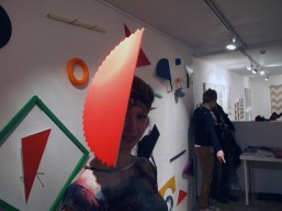 Make Shape at The Geometrics Private View